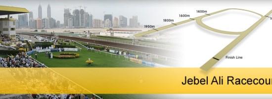 Jebel Ali Racecourse - Image Copyright EmiratesRacing.Com