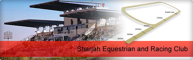 Sharjah Equestrian and Racing Club - Image Copyright EmiratesRacing.Com