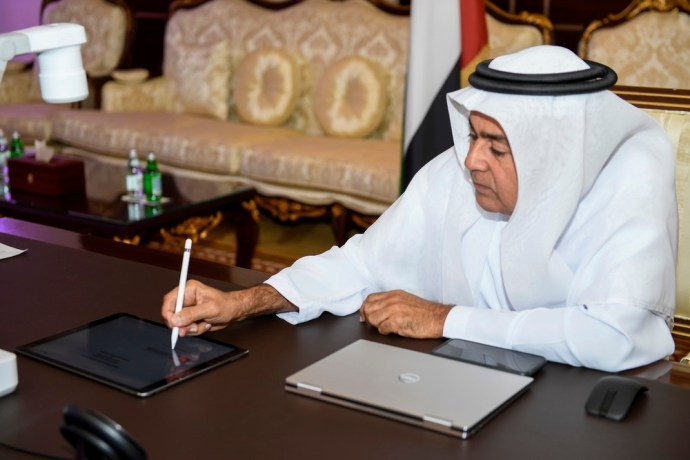 Scientific and research cooperation between the United Arab Emirates University and the Chinese Academy of Sciences