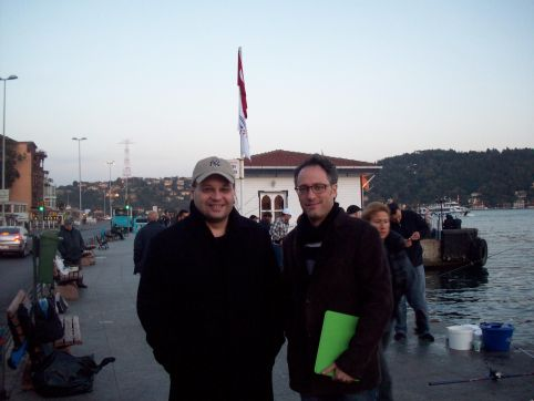 2012-11-17-After recording with Chen Halevi