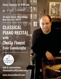 2015-Chatty Pianist @CaffeVivaldi