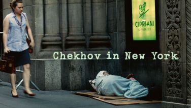 Chekhov in New York-Astrov-2-Ege Maltepe