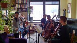 Lincoln Center - Chamber Music New York concert-rehearsal-1