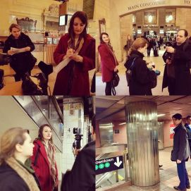 Scenes from Scores-Filming Lonely Souls-2-Grand Central