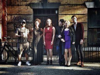 TRANSFORMISM-Ege Maltepe, Yiğit İlke Yücesan, Eurydice El-Etr, Eva Cavadini & Dylan Grunn-Greenwich Village