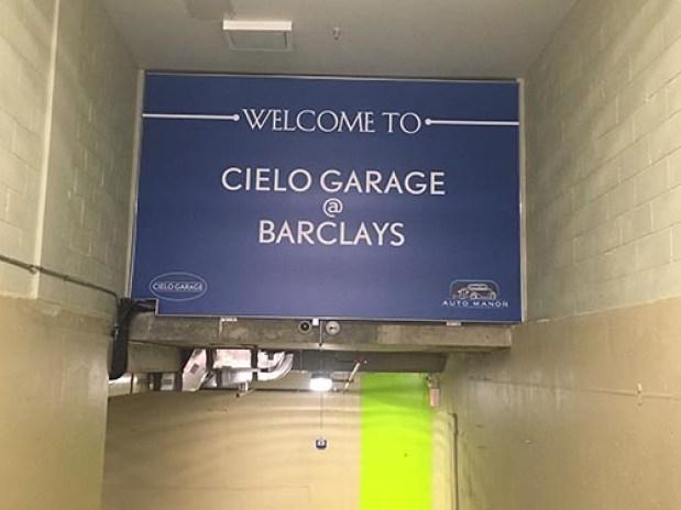 CCTV Installation Parking Garage