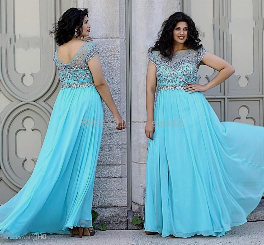Plus Size Evening Dresses Cheap
