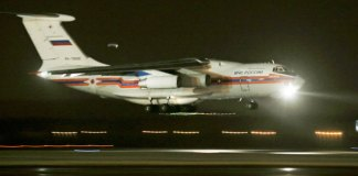 Russian Plane Crashed in Syria 32 Died