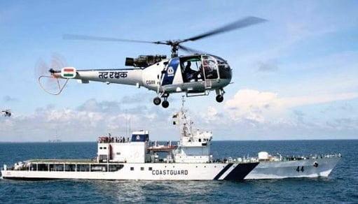 Indian Coast Guard Assistant Commandant