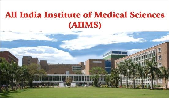 Delhi AIIMS Nursing Officer Admit Card 2017
