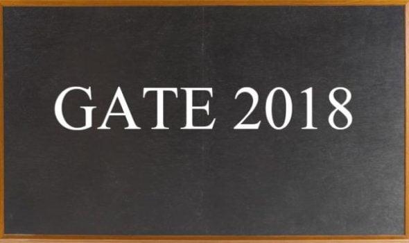 IIT Guwahati GATE 2018 Online Form