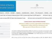 IBPS Clerk CWE VII Pre Exam Result 2017