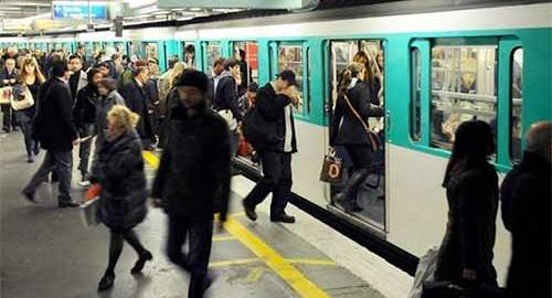 comment draguer dans le metro
