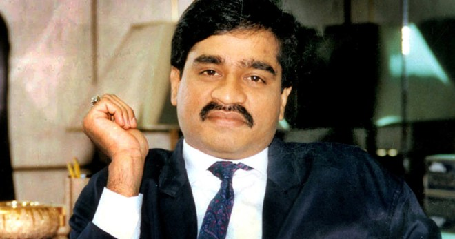 India's most wanted man, Dawood Ibrahim, poses for photos in this undated photo at an unknown location. (AP Photo)
