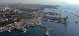 İzmir ve Haydarpaşa limanlarında TL'ye geçildi