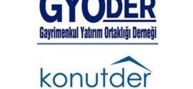 GYODER ile KONUTDER 26 Ocak'ta toplanıyor!
