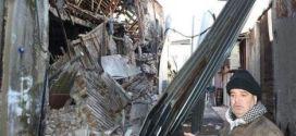 İzmir Tarihi Kemaraltı Çarşısı'nda bina çöktü