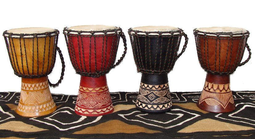 Initiation Au Djembe (8-12 Ans)