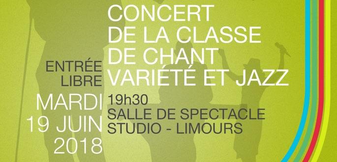 Concert De La Classe De Chant