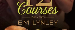 Sexy chefs, second chances and YUM: A #Delectable Holiday Twist  = 12 Courses #mmromance @dreamspinners –