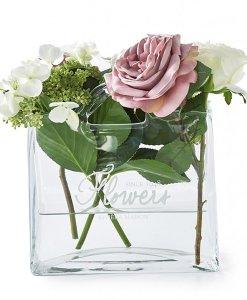 Riviera Maison Taschenvase Flowers.769165a 1, Meble ogrodowe – stoły i krzesła wypoczynkowe do ogrodu