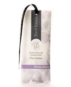 Saszetka zapachowa do szafy – White Musk – Białe piżmo – Black Edition