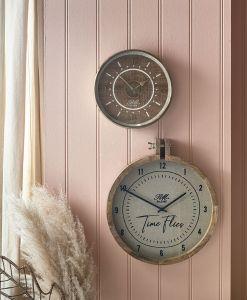 Zegar ścienny RM time Flies