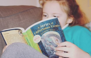 At Last, you can Read and Watch a Series of Unfortunate Events