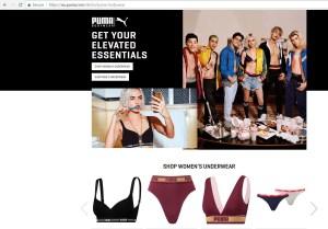 PUMA - PLP - PUMA x bodywear
