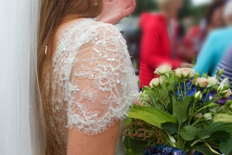 Wedding Dress, The Bristol Seamstress