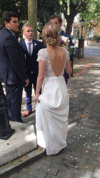 Bristol Seamstress Wedding Dressmaker Alterations Bridesmaids