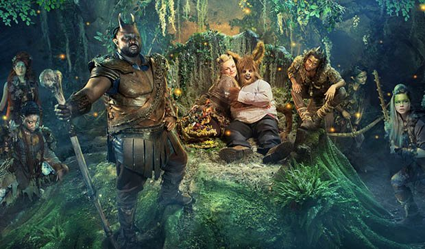 BBC A Midsummer Night's Dream – (Work Experience)