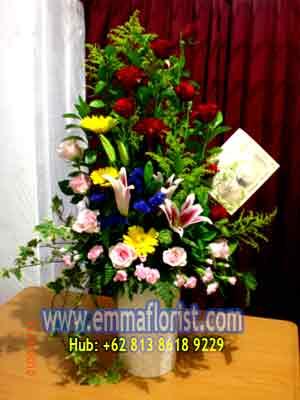 Bunga Meja 01