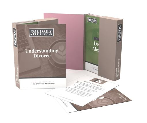 30 day Divorce Cards www.emmaheptonstall.com