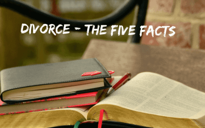 Divorce and The 5 Facts – which should you choose?