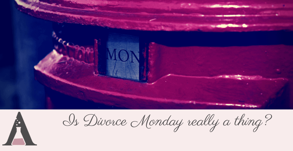 Is Divorce Monday really a thing?