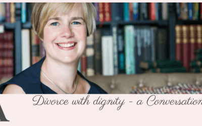 Divorce with dignity – a Conversation