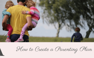 How To Create A Parenting Plan