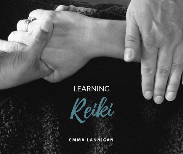 Reiki Level 1 Training with Emma Lannigan