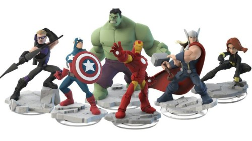 Marvel Disney Infinity 2.0