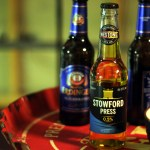 Alcofree Non-alcoholic beers: Erdinger and Stowford Press