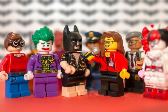 Lego Batman Movie Red Carpet Lego Photography