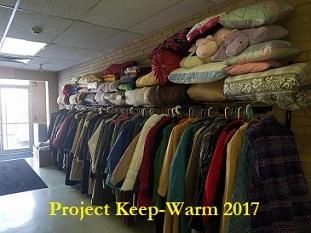 Project Keep-Warm 2017