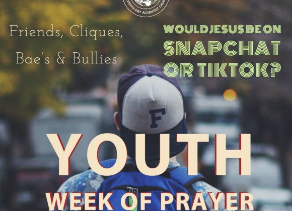 YOUTH WEEK OF PRAYER
