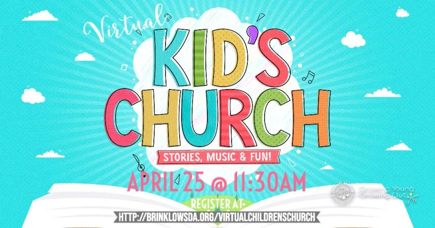 VIRTUAL CHILDREN'S CHURCH
