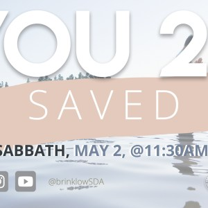 YOU 2? SAVED