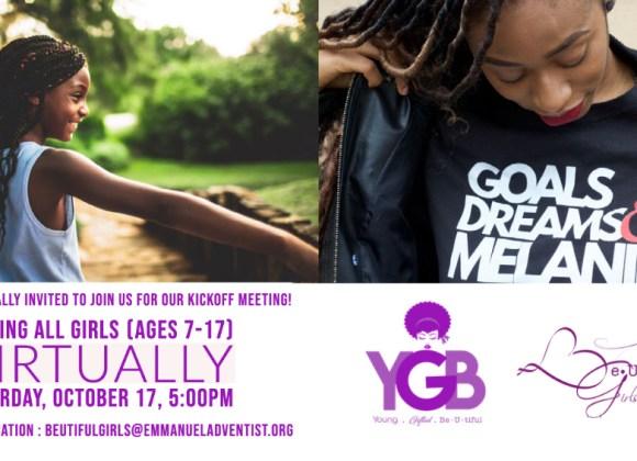 BE-U-TIFUL GIRLS LAUNCH MEETING