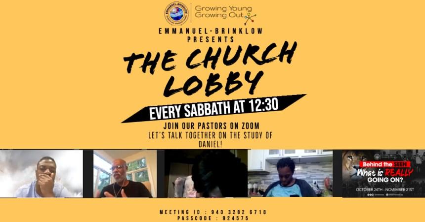 VIRTUAL CHURCH LOBBY