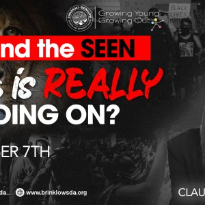 BEHIND THE SEEN : WHAT IS REALLY GOING ON NOV 7