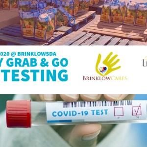 GROCERY GRAB & GO : COVID TESTING